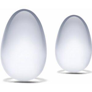Glas Glass Yoni Eggs